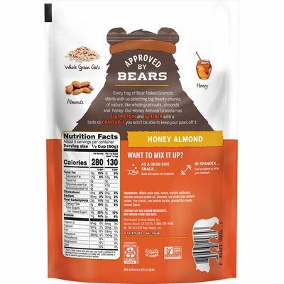 Bear Naked Vanilla Almond Soft-Baked Granola