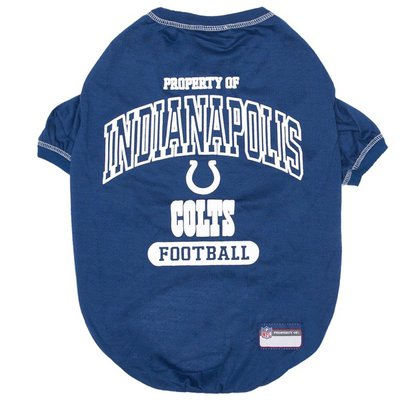 Pets First Extra Small Indianapolis Colts Pets T-Shirt