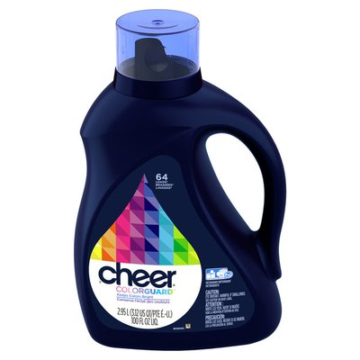 Cheer Stay Colorful Fresh Clean Scent Liquid Laundry Detergent