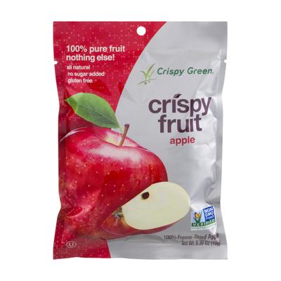 Crispy Green Crispy Fruit, All Apple