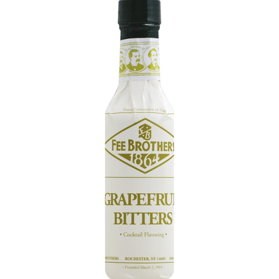 Fee Brothers Bitters, Grapefruit
