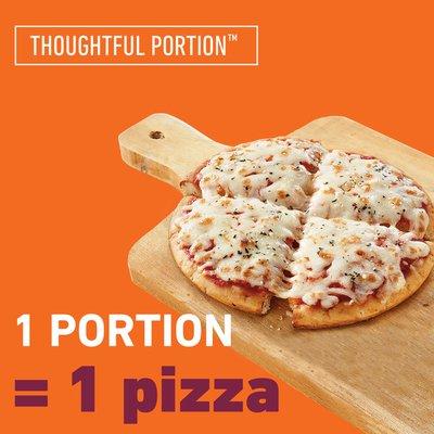 Lean Cuisine Features Four Cheese Frozen Pizza