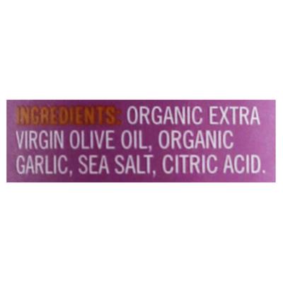 Sonoma Gourmet Olive Oil, Organic, Sauteed Garlic