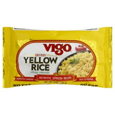 Vigo Yellow Rice, Saffron