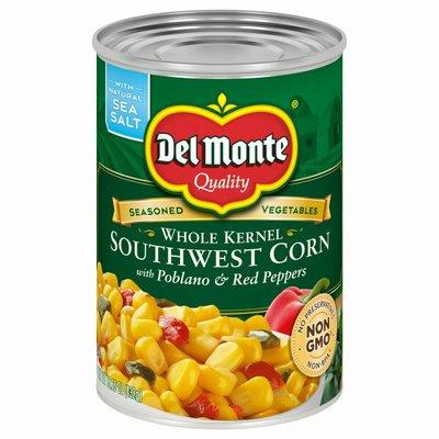 Del Monte Southwest Corn, Whole Kernel