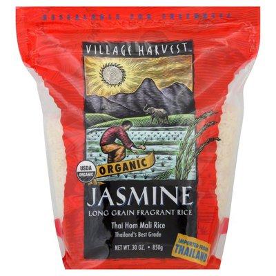 Village Harvest Rice, Long Grain Fragrant, Jasmine