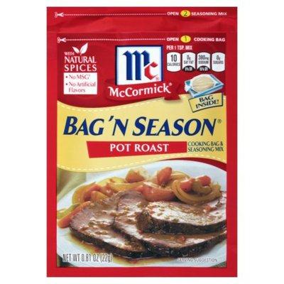 McCormick® Bag 'n Season® Pot Roast Cooking & Seasoning Mix