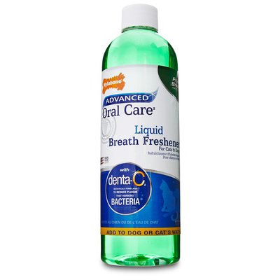 Nylabone Advanced Oral Care Liquid Breath Freshener