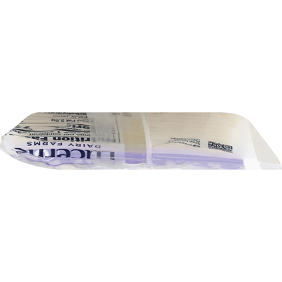 Lucerne Cheese, Reduced Fat, Swiss, Slices