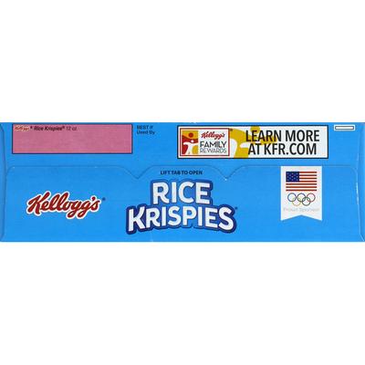 Kellogg's Rice Krispies Breakfast Cereal Original