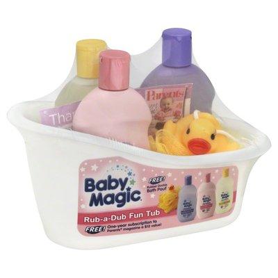 Baby Magic Rub-a-Dub Fun Tub