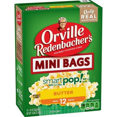 Orville Redenbacher's Mini Smart Pop Butter Popcorn