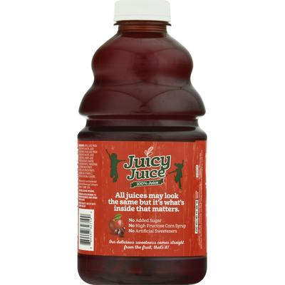 Juicy Juice 100% Juice, Fruit Punch