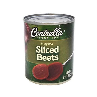 Centrella Ruby Red Sliced Beets