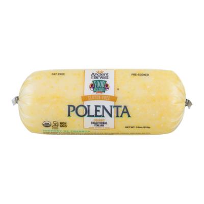Ancient Harvest Polenta, Traditional Italian
