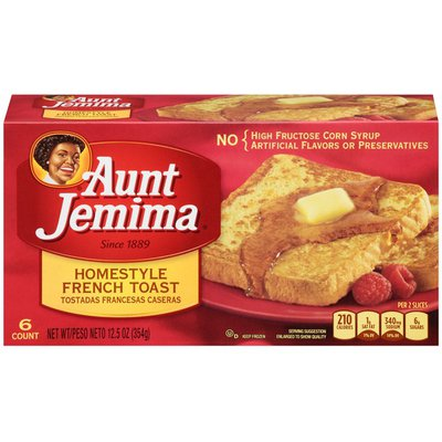 Pearl Milling Company French Toast, Homestyle