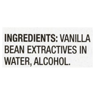 Food Lion Vanilla Extract, Pure