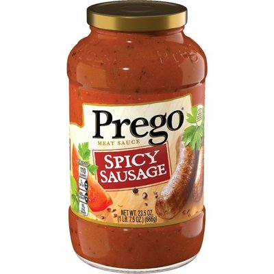 Prego® Spicy Sausage Meat Sauce