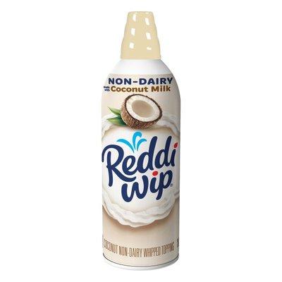 Reddi Wip Non Dairy Coconut Whipped Cream