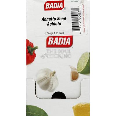 Badia Annatto Seed