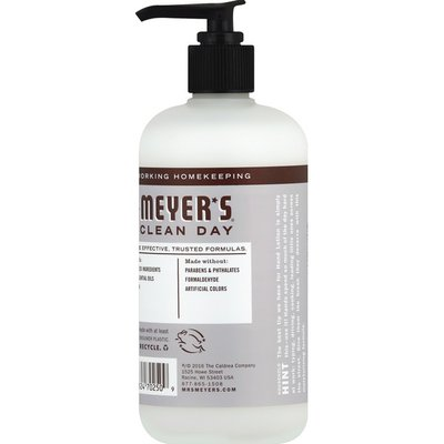 Meyer's Hand Lotion, Lavender Scent