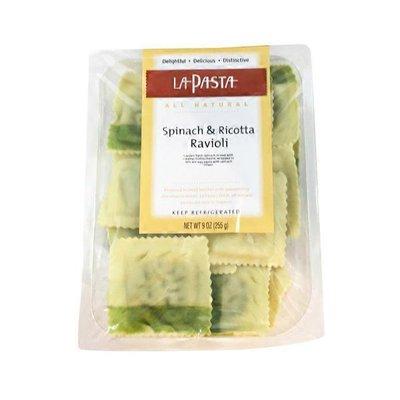 La Pasta Spinach & Cheese Ravioli