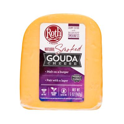 Roth Naturally smoked Gouda Cheese