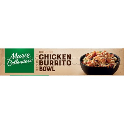 Marie Callender's Red Chili Grilled Chicken Burrito Bowl