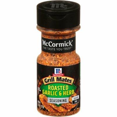 McCormick® Grill Mates® Roasted Garlic & Herb Seasoning