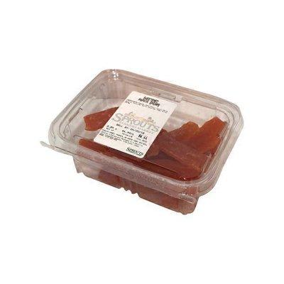 Dried Sweetened Papaya Spears, Package
