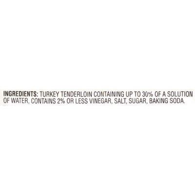 Jennie-O All-Natural Turkey Breast Tenderloins