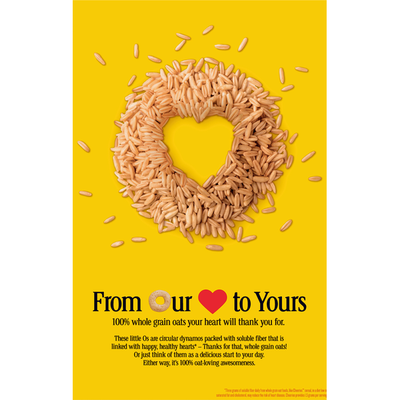 Cheerios Cereal, Large Size