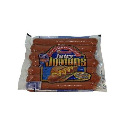 Schneider's Juicy Jumbos Hot & Spicy Wieners