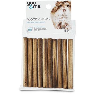 You & Me Small Animal Chew Sticks