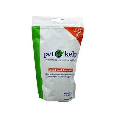 Pet Kelp Skin & Coat Formula For Dogs & Cats
