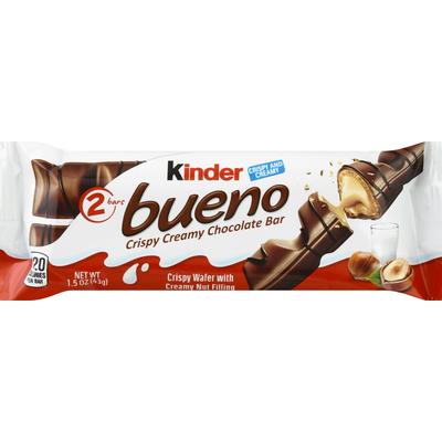 Kinder Chocolate Bar, Crispy Creamy