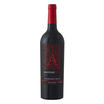 Apothic Red Blend Red Wine 750ml