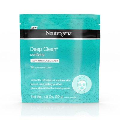 Neutrogena® Deep Clean Purifying 100% Hydrogel Mask