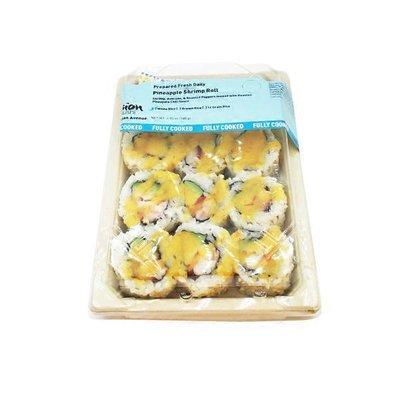 Sushi Avenue Pineapple Shrimp Roll