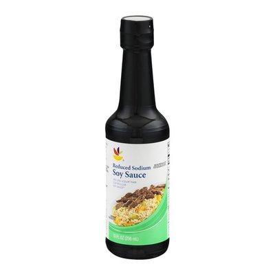 SB Reduced Sodium Soy Sauce