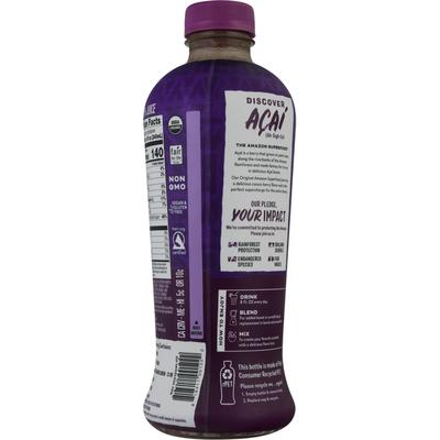 Sambazon Superfood Juice, Organic, The Original, Acai