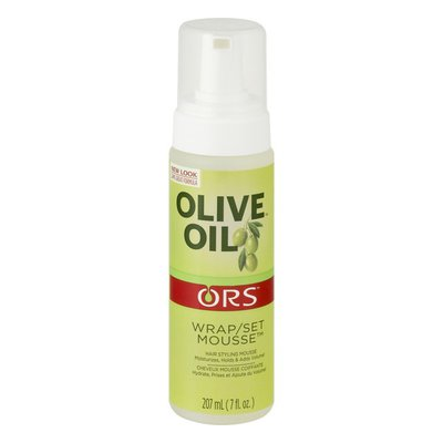 ORS Mousse, Wrap/Set