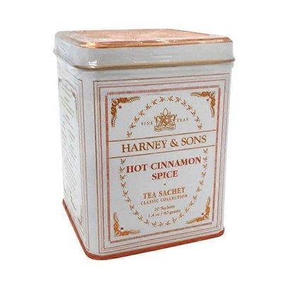Harney & Sons Hot Cinnamon Spice Tea Sachet