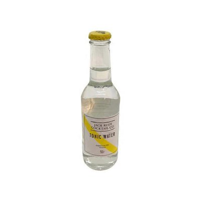 Jack Rudy Cocktail Co. Tonic Water
