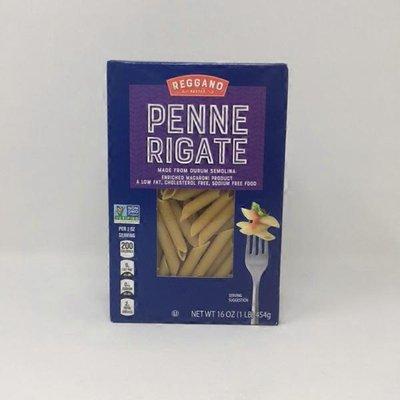 Reggano Pastas Enriched Macaroni Product, Penne Rigate