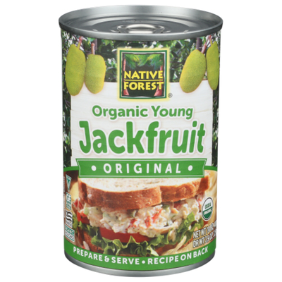 Jackfruit Organic, Original, Young