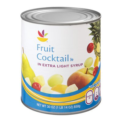 SB Fruit Cocktail in Extra Light Syrup