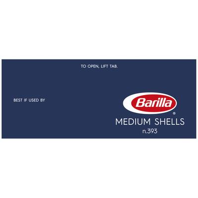 Barilla® Classic Blue Box Pasta Medium Shells