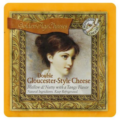 Wisconsin Cheese Company Cheese, Double Gloucester-Style