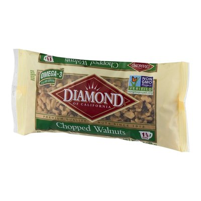 Diamond of California Walnuts, Chopped